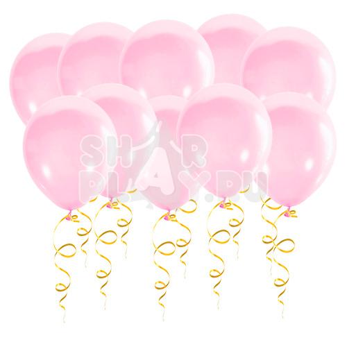 Шары под потолок, Розовый (30 см)