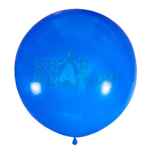 Большой шар, синий (61 см)