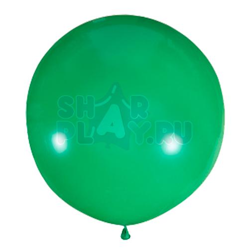 Большой шар, зеленый (61 см)