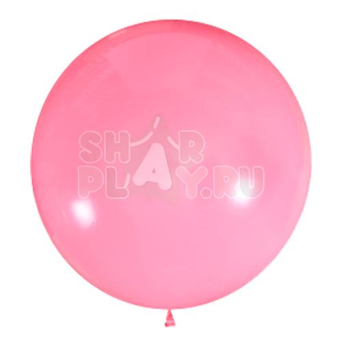 Большой шар, розовый (61 см)