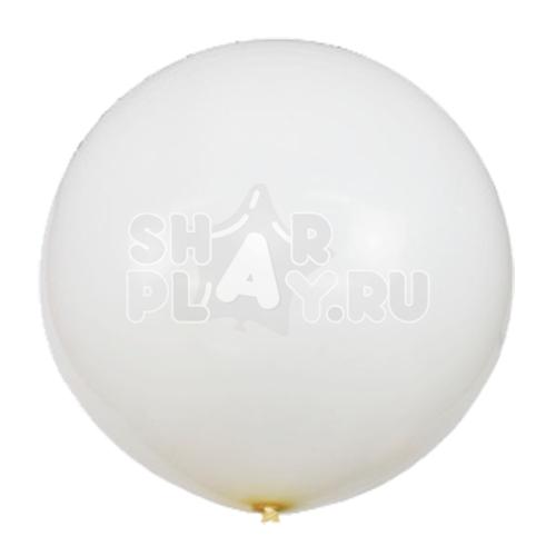 Большой шар гигант, белый (91 см)