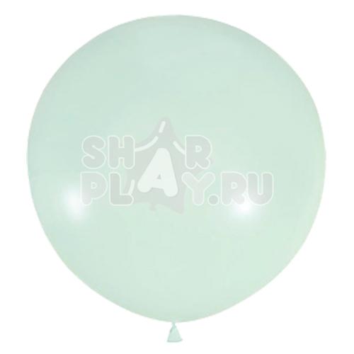 Большой шар, Макарун, мятный (61 см)
