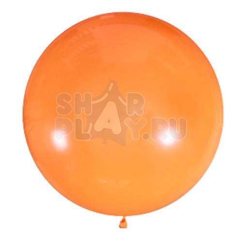 Большой шар, оранжевый (61 см)