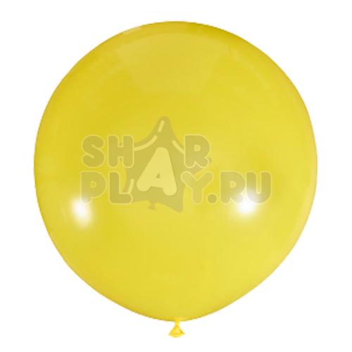 Большой шар, желтый (61 см)