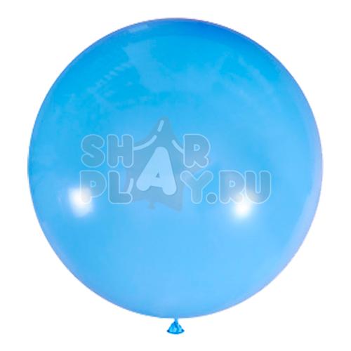 Большой шар, голубой (61 см)