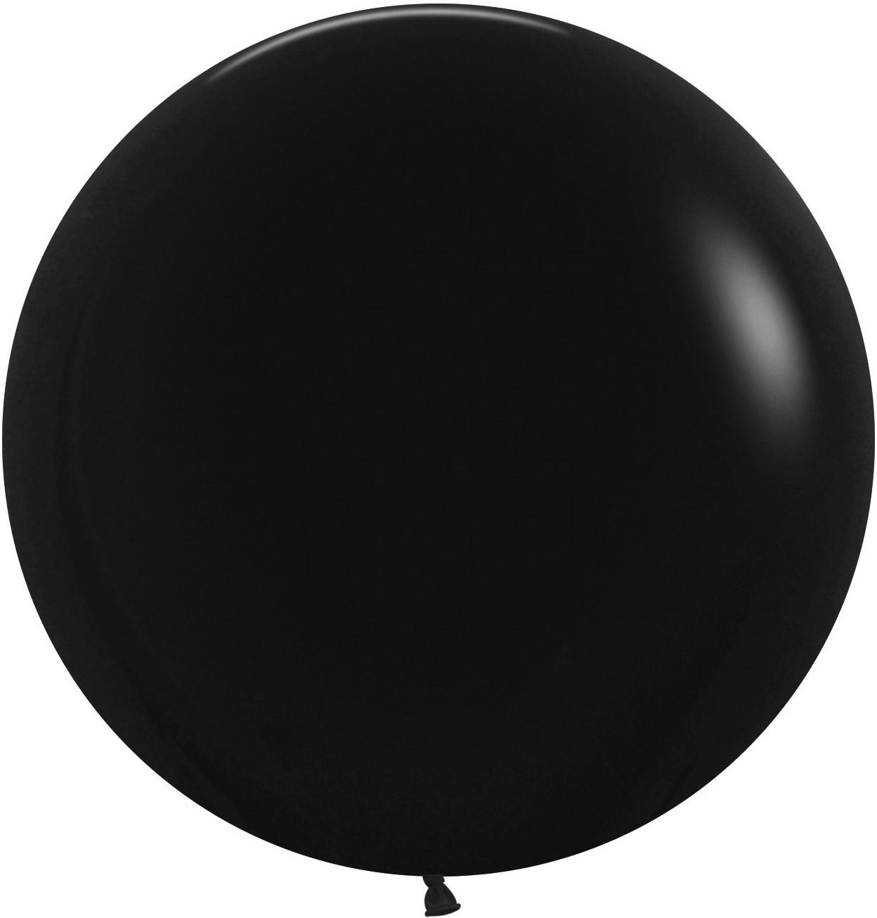 Большой шар, черный (61 см)