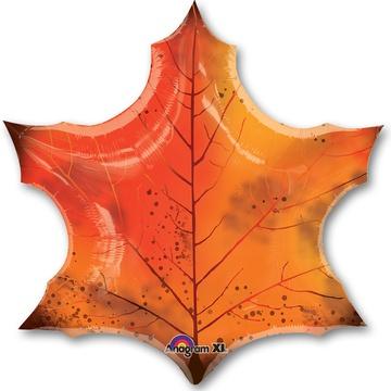 Фольгированный шар, Кленовый лист (100 см)