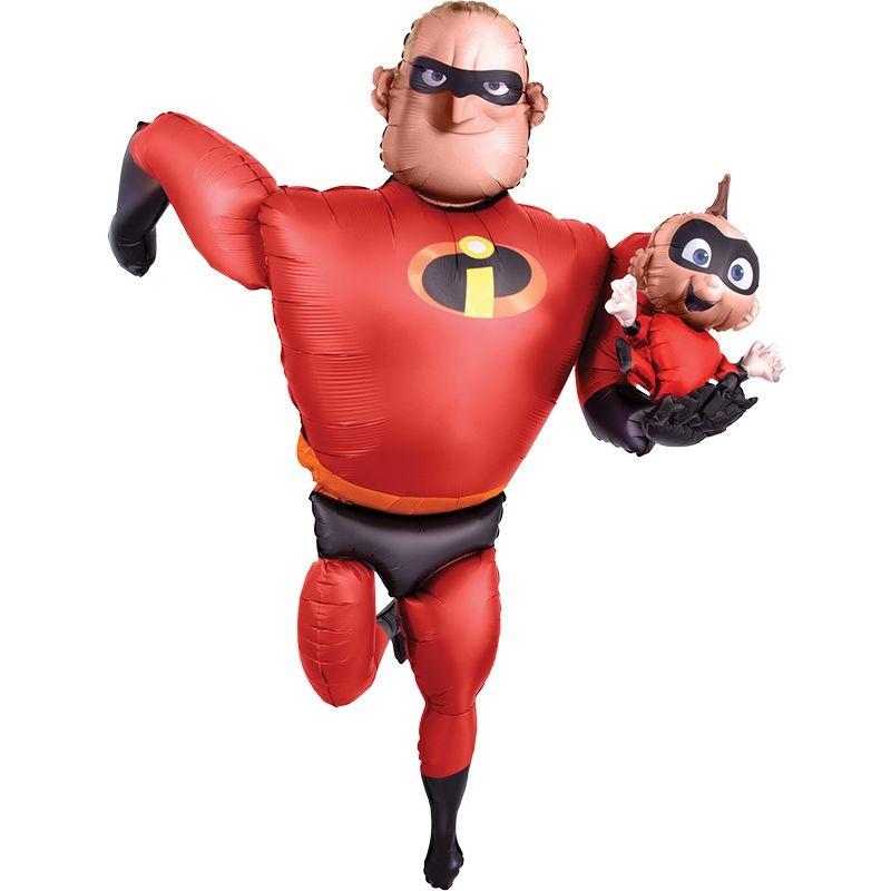 Ходячая фигура Суперсемейка Мистер Исключительный (170 см)