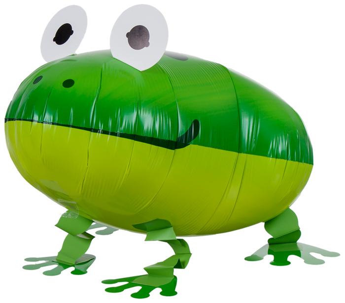 Ходячая мини-фигура Зеленая Лягушка (61 см)
