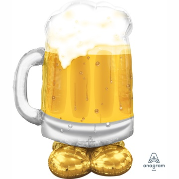 Ходячая фигура Пиво (139 х 66 см)