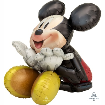 Ходячая фигура Микки Маус (100 х 70 см)