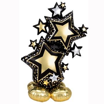 Ходячая фигура Звезды (139 х 66 см)