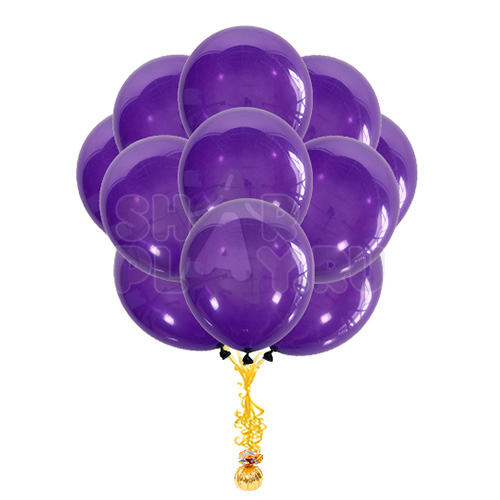 """Облако """"Темно-Фиолетовые шары"""""""