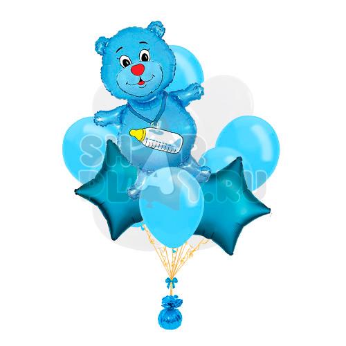 """Облако """"Голубой медвежонок"""""""