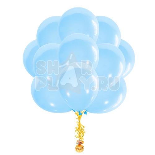 """Облако """"Голубые шары"""""""