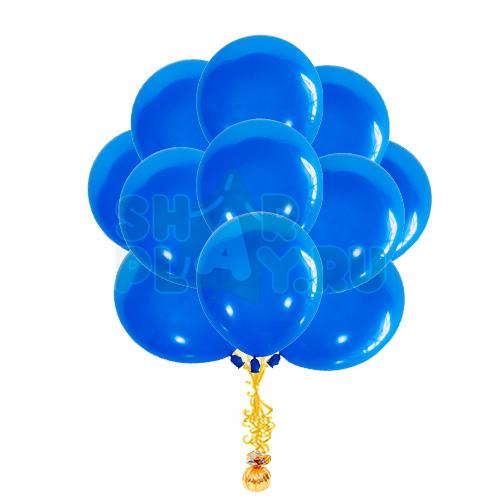 """Облако """"Синие шары"""""""