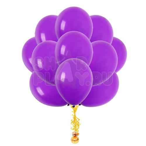 """Облако """"Фиолетовые шары"""""""