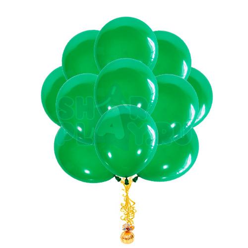 "Облако ""Зелёные шары"""