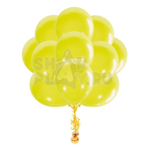 """Облако """"Жёлтые шары"""""""