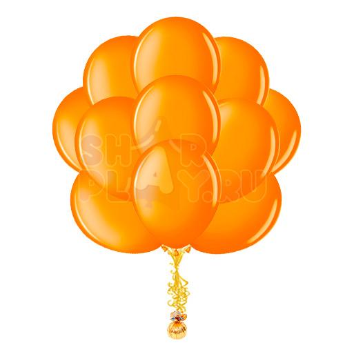 """Облако """"Оранжевые шары"""""""