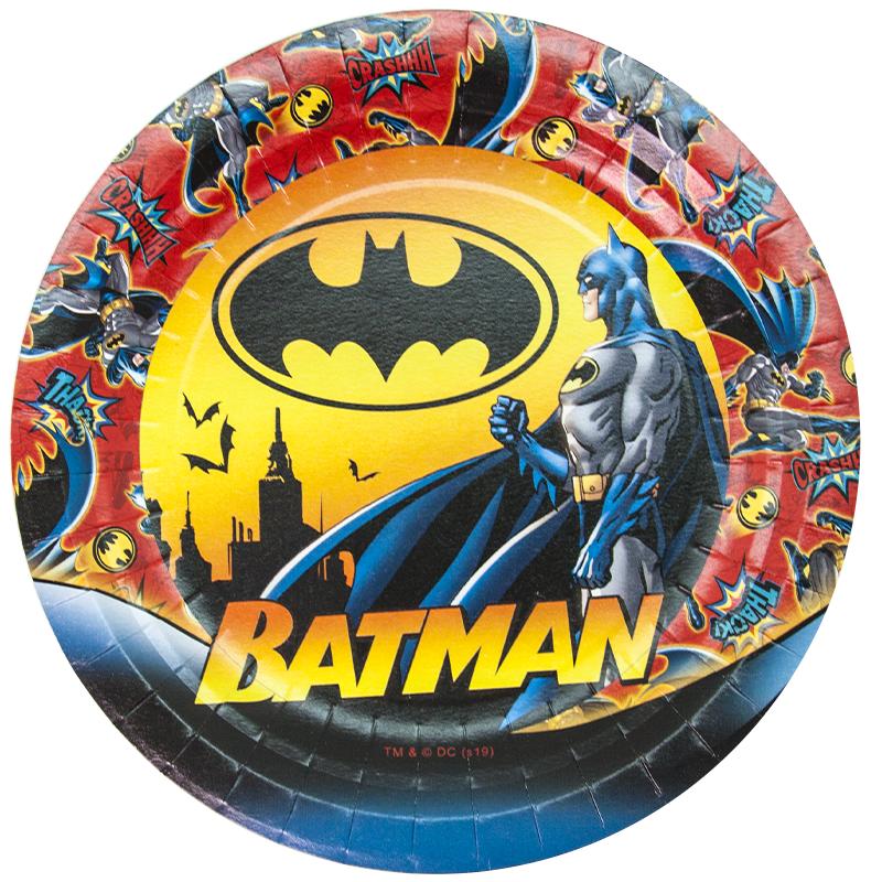 Тарелки Бэтмен (18 см)