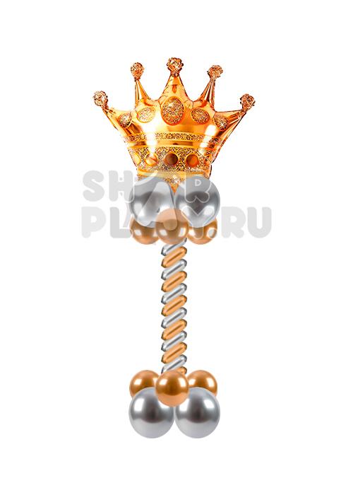 """Стойка """"Золотая корона"""" (150 см)"""