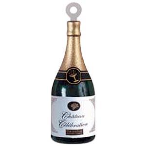 Грузик для воздушных шаров Шампанское