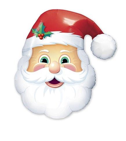 Санта голова